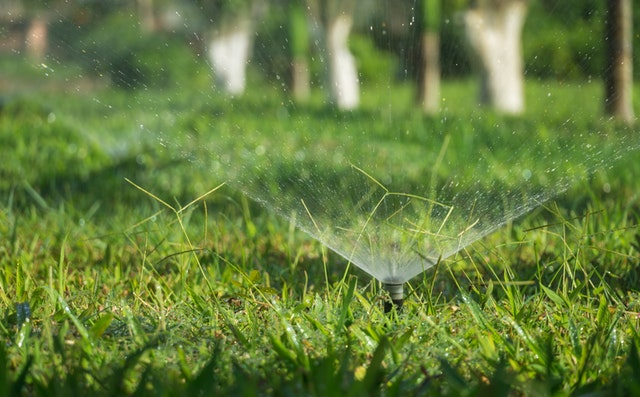 Sprinkler Installation in Burke, VA