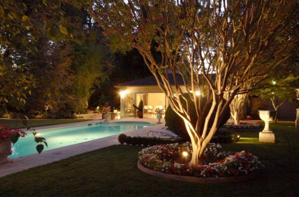 outdoor lighting sterling va